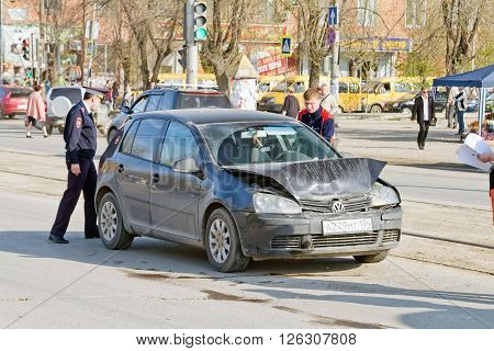 Not Serious Road Traffic Accident