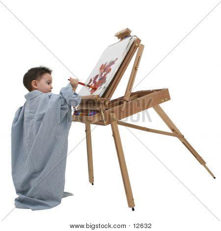 Pintura niño 02