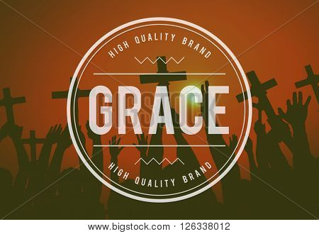Grace Refinement Religion Spiritual Worship Concept