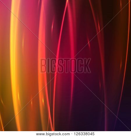 Abstract background glow effect. Wallpaper design. Lightings and shiny. Motion graphic effect on background. Shiny background. Creative futuristic background. Abstract background neon effect. Background with magic light. Abstract lights on background.