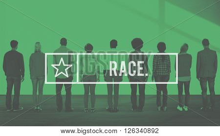 Race Racial Society Ancestral Community Ethnic Concept