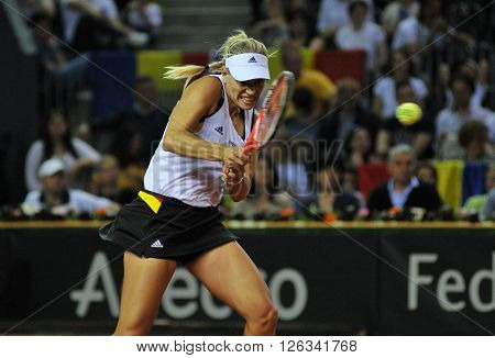 Tennis Women Wta 3 Ranked German Player Angelique Kerber