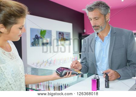 paymen for e-cig