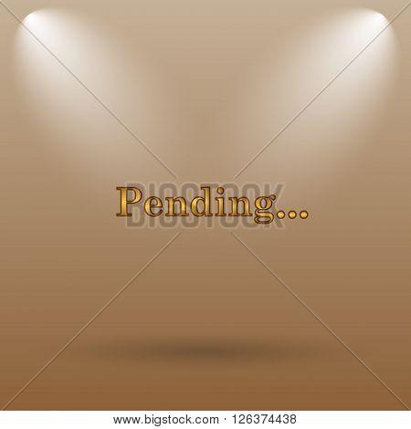 Pending Icon