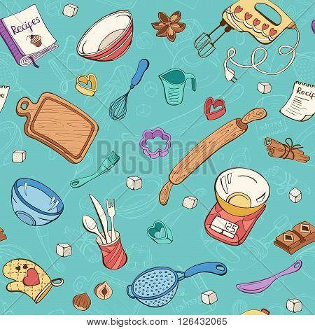 Baking Toole Background