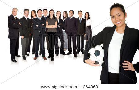 Asian Business Team Leader - Woman