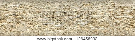 Seamless texture horizontally, Chipboard end face, furniture panels, worktops, blanking and piercing wood chips