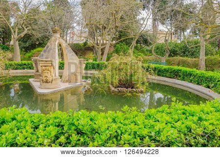 San Anton Gardens, In Attard