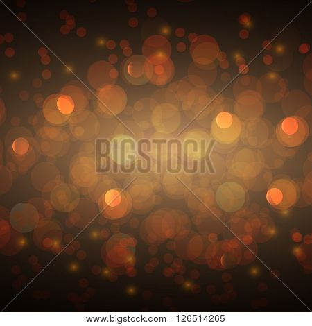 Shiny abstract background, defocused vector illustration eps10.