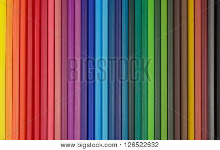multicolored striped background - color spectrum stripes