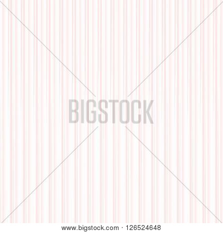 Delicate light striped texture. Abstract vector background.