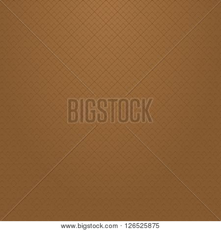 Brown metal texture. Vector background for your design and ideas.