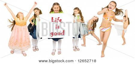 life is good - See similar images of this
