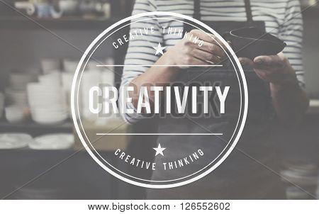 Creativity Ideas Imagination Inspiration Skills Concept