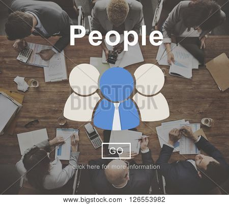People Population Society Race Concept