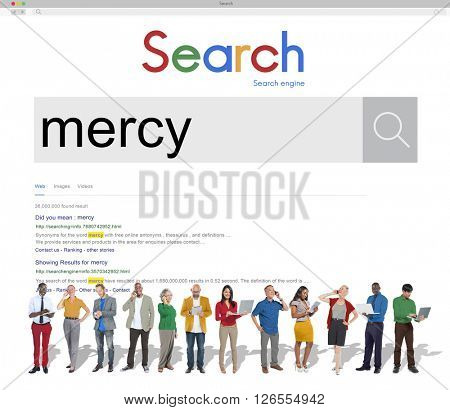 Mercy Forgiveness Religion Hope Christianity Concept