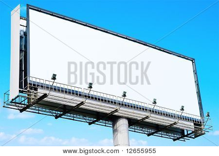 "your ad wants to be here - see more of  ""Blank Billboards"" series in portfolio"