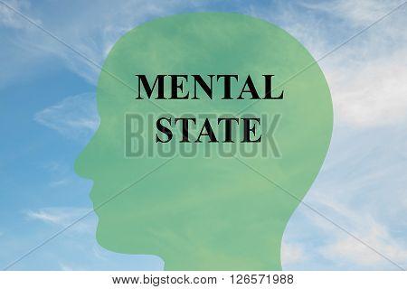 Mental State Mind Concept