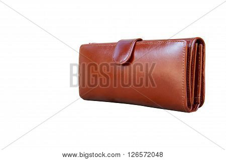 Woman Wallet Leather