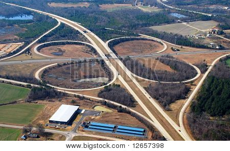 cloverleaf highway
