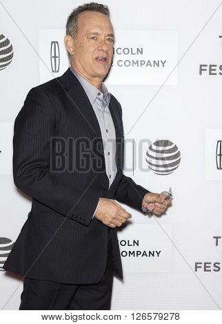 2016 Tribeca Film Festival - A Hologram For The King
