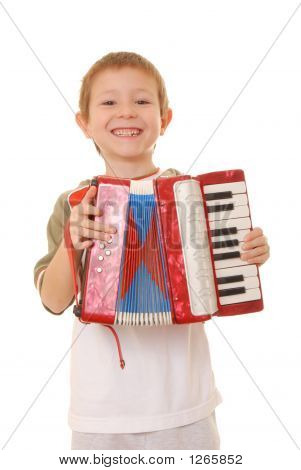 Accordion Boy 38