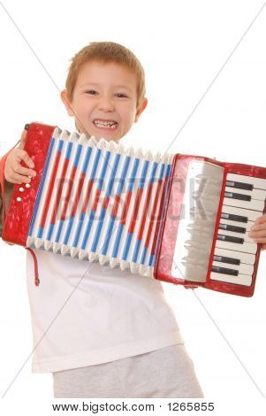 Accordion Boy 40