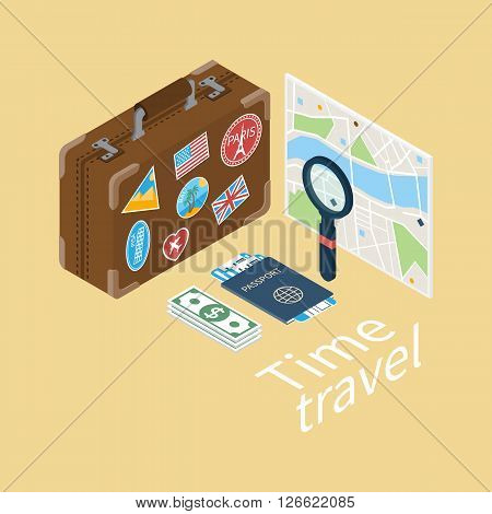 Vector Isometric Vacation, Trip