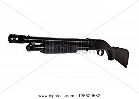 Shotgun Rifle Police Combat Defense Pump Action Usa