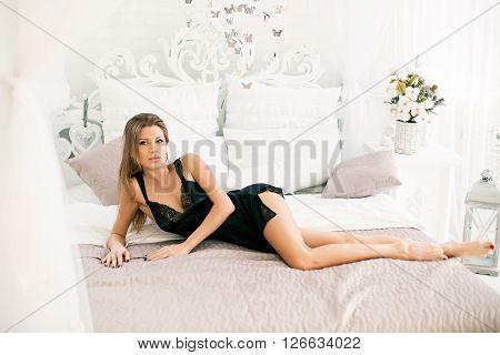 Beautiful Sexy Woman.