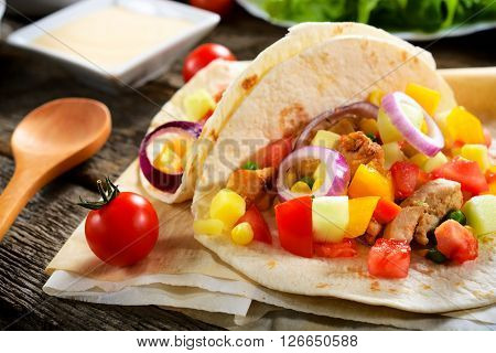 Mexican Tortilla