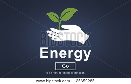 Energy Electric Environment Industry Plant Power Concept