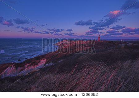 Aquinnah Sunset, Martha'S Vineyard