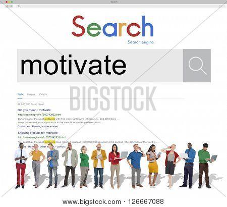 Motivate Inspiration Hopeful Goal Concept