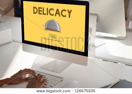 Delicacy Appetizer Dish Gourmet Healthy Meal Concept