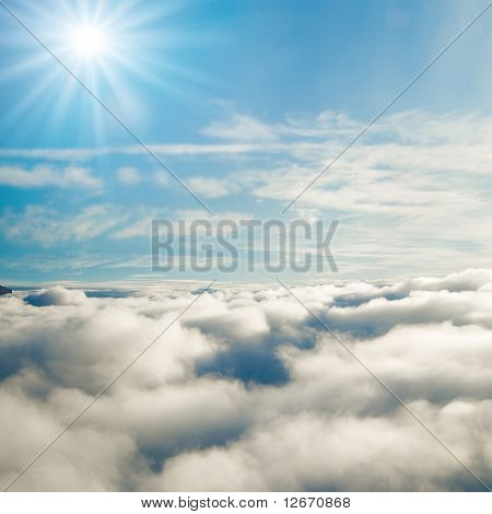 Forever sunshine in Heaven