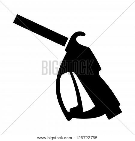 Gasoline pump nozzle ( shade picture )