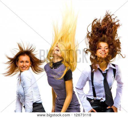 Glamor Hairstyling