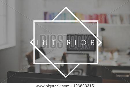 Interior Inside Design Decor Concept