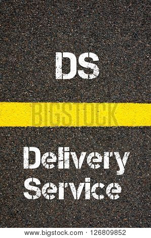 Business Acronym Ds Delivery Service