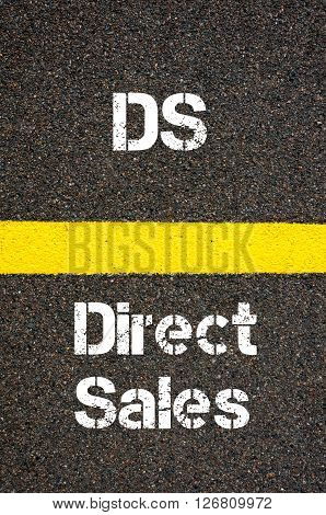 Business Acronym Ds Direct Sales
