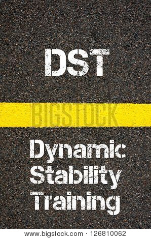 Business Acronym Dst Dynamic Stability Training