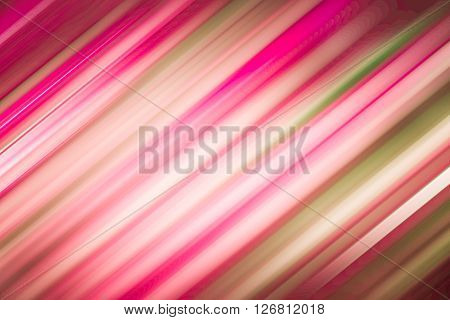 Bright Abstract Pink Background With Glitter