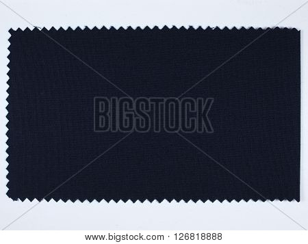 Blue Fabric Sample