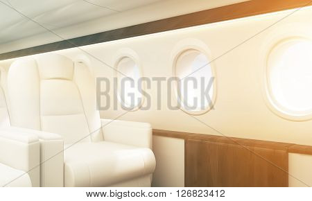 Aircraft Interior Toning