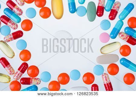 Colorful Pills