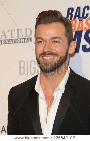 LAS VEGAS - APR 15:  Artem Chigvintsev at the  23rd Annual Race To Erase MS Gala at the Beverly Hilton Hotel on April 15, 2016 in Beverly Hills, CA