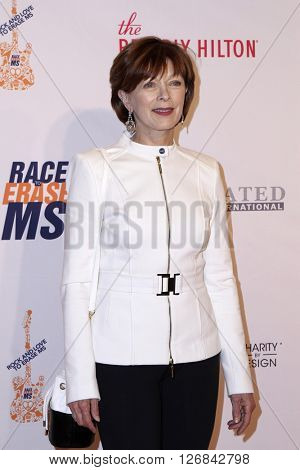 LAS VEGAS - APR 15:  Frances Fisher at the  23rd Annual Race To Erase MS Gala at the Beverly Hilton Hotel on April 15, 2016 in Beverly Hills, CA