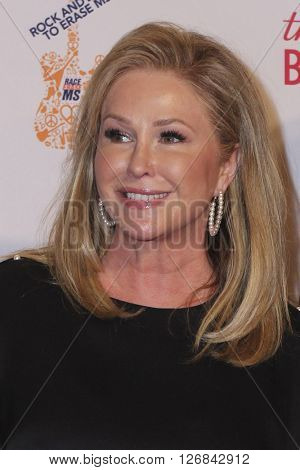 LAS VEGAS - APR 15:  Kathy Hilton at the  23rd Annual Race To Erase MS Gala at the Beverly Hilton Hotel on April 15, 2016 in Beverly Hills, CA