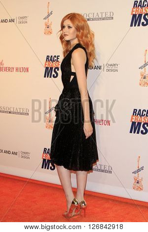 LAS VEGAS - APR 15:  Katherine McNamara at the  23rd Annual Race To Erase MS Gala at the Beverly Hilton Hotel on April 15, 2016 in Beverly Hills, CA